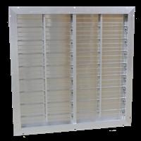 aluminum shutters