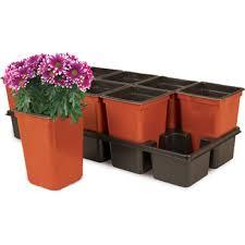 HC Companies Square Pots & Trays ?>